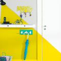 Межкомнатные двери в интерьере: как обновить своими руками и 50+ вдохновляющих идей декора фото