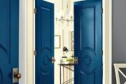 Фото 12 Межкомнатные двери в интерьере: как обновить своими руками и 50+ вдохновляющих идей декора