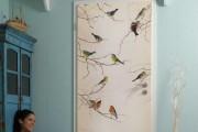 Фото 17 Межкомнатные двери в интерьере: как обновить своими руками и 50+ вдохновляющих идей декора