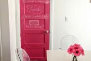 Фото 23 Межкомнатные двери в интерьере: как обновить своими руками и 50+ вдохновляющих идей декора