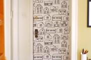 Фото 27 Межкомнатные двери в интерьере: как обновить своими руками и 50+ вдохновляющих идей декора