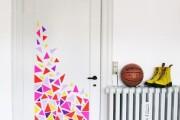 Фото 30 Межкомнатные двери в интерьере: как обновить своими руками и 50+ вдохновляющих идей декора