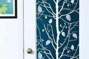Фото 1 Межкомнатные двери в интерьере: как обновить своими руками и 50+ вдохновляющих идей декора
