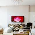 Стиль модерн в интерьере: все о цветовой палитре, декоре и обзор лучших реализаций фото