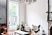Фото 23 Стиль модерн в интерьере: все о цветовой палитре, декоре и обзор лучших реализаций