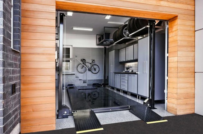 Обустройство гаража играет такую же важную роль в жизни мужчины, как и благоустроенная кухня для женщины
