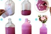 Фото 24 Напольные вазы своими руками: 50 вдохновляющих идей и лучшие реализации в интерьере