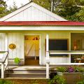 Проекты одноэтажных домов: этапы строительства и 70+ готовых функциональных решений фото