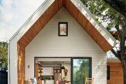 Фото 32 Проекты одноэтажных домов: этапы строительства и 70+ готовых функциональных решений