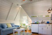 Фото 8 Дизайн-проект однокомнатной квартиры: 85 элегантных решений для оптимизации пространства