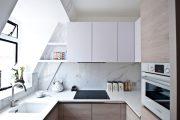 Фото 14 Дизайн-проект однокомнатной квартиры: 85 элегантных решений для оптимизации пространства