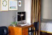 Фото 22 Дизайн-проект однокомнатной квартиры: 85 элегантных решений для оптимизации пространства