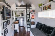 Фото 24 Дизайн-проект однокомнатной квартиры: 85 элегантных решений для оптимизации пространства