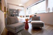 Фото 31 Дизайн-проект однокомнатной квартиры: 85 элегантных решений для оптимизации пространства