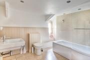 Фото 2 Пластиковые панели для ванной: бюджетный вариант для стильного интерьера и 45+ лучших реализаций