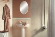 Фото 5 Пластиковые панели для ванной: бюджетный вариант для стильного интерьера и 45+ лучших реализаций