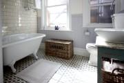 Фото 15 Пластиковые панели для ванной: бюджетный вариант для стильного интерьера и 45+ лучших реализаций