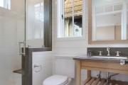 Фото 21 Пластиковые панели для ванной: бюджетный вариант для стильного интерьера и 45+ лучших реализаций