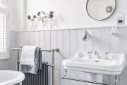 Фото 27 Пластиковые панели для ванной: бюджетный вариант для стильного интерьера и 45+ лучших реализаций