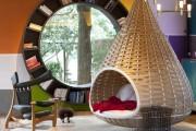 Фото 6 Подвесные кресла своими руками: 40+ вдохновляющих идей и пошаговый процесс создания