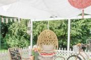 Фото 19 Подвесные кресла своими руками: 40+ вдохновляющих идей и пошаговый процесс создания