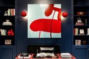 Фото 15 Поп-арт в интерьере: 45+ достойных Энди Уорхола дизайнерских решений