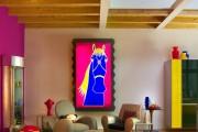Фото 18 Поп-арт в интерьере: 45+ достойных Энди Уорхола дизайнерских решений