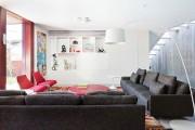 Фото 21 Поп-арт в интерьере: 45+ достойных Энди Уорхола дизайнерских решений