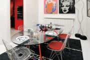 Фото 29 Поп-арт в интерьере: 45+ достойных Энди Уорхола дизайнерских решений