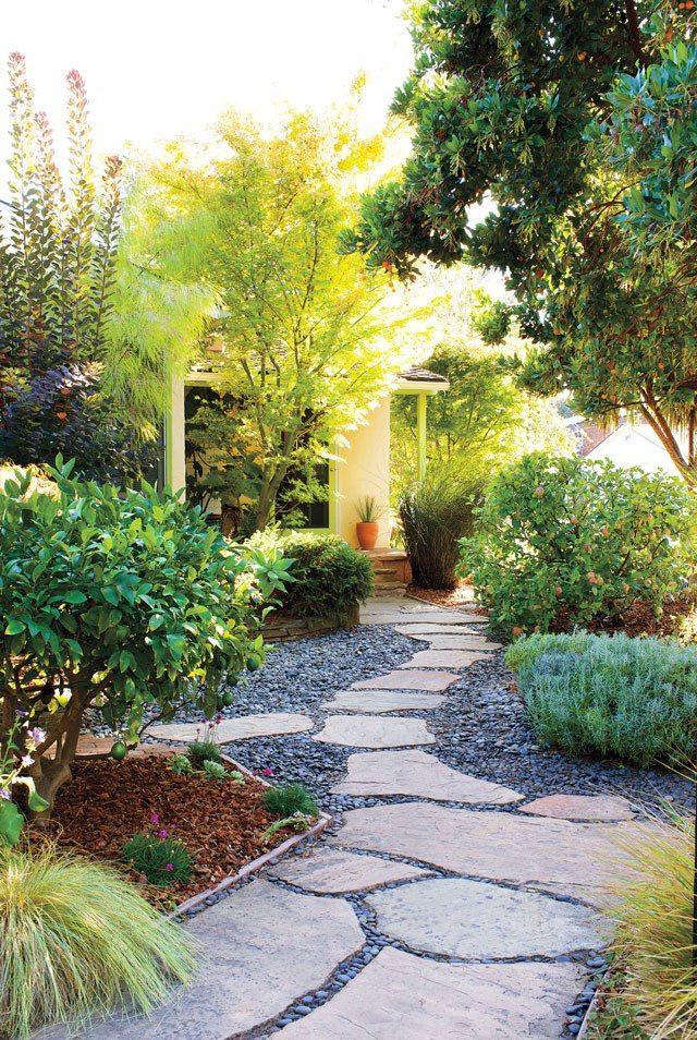 Красивый сад не перестанет радовать вас и ваших гостей