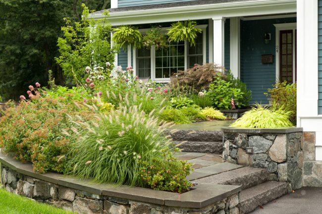 Удачный ландшафтный дизайн сделает ваш отдых более комфортным