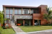 Фото 10 Проекты каркасных домов с гаражом своими руками: технологии строительства, схемы и преимущества
