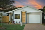 Фото 20 Проекты каркасных домов с гаражом своими руками: технологии строительства, схемы и преимущества
