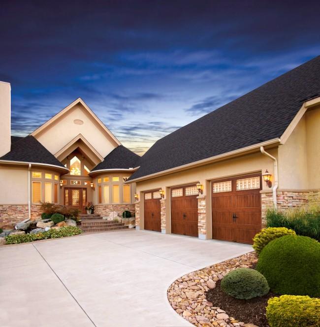 У дома, построенного по каркасной технологии, много преимуществ