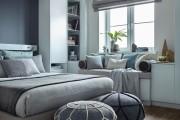 Фото 3 Выбираем шторы для спальни: материалы, колористика и 50 трендовых дизайнерских решений