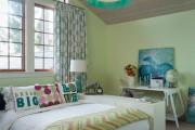 Фото 6 Выбираем шторы для спальни: материалы, колористика и 50 трендовых дизайнерских решений