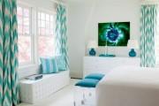 Фото 7 Выбираем шторы для спальни: материалы, колористика и 50 трендовых дизайнерских решений