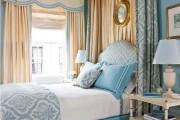 Фото 11 Выбираем шторы для спальни: материалы, колористика и 50 трендовых дизайнерских решений