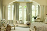 Фото 14 Выбираем шторы для спальни: материалы, колористика и 50 трендовых дизайнерских решений