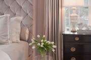 Фото 16 Выбираем шторы для спальни: материалы, колористика и 50 трендовых дизайнерских решений