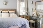 Фото 18 Выбираем шторы для спальни: материалы, колористика и 50 трендовых дизайнерских решений