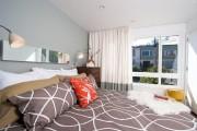 Фото 24 Выбираем шторы для спальни: материалы, колористика и 50 трендовых дизайнерских решений