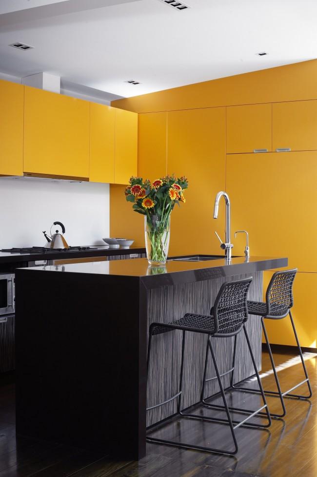 Галогенные лампы в освещении современной кухни