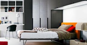 Угловой шкаф в спальню: обзор современных моделей в интерьере и рекомендации по выбору фото