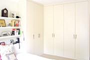 Фото 11 Угловой шкаф в спальню: обзор современных моделей в интерьере и рекомендации по выбору