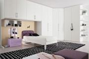 Фото 18 Угловой шкаф в спальню: обзор современных моделей в интерьере и рекомендации по выбору