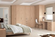 Фото 22 Угловой шкаф в спальню: оптимальная эргономика пространства и 50+ избранных реализаций