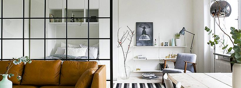 Зонирование комнаты: как оптимально задействовать пространство и 50+ лучших примеров