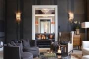 Фото 16 Межкомнатные арки из гипсокартона: 30+ дизайнерских решений для современных квартир
