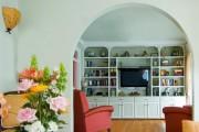 Фото 19 Межкомнатные арки из гипсокартона: 30+ дизайнерских решений для современных квартир